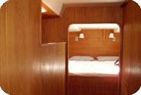 Navi bois for Amenagement interieur bateau